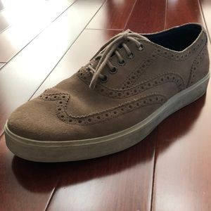 Men's Cole Haan Wingtip Casual Shoes Size 9